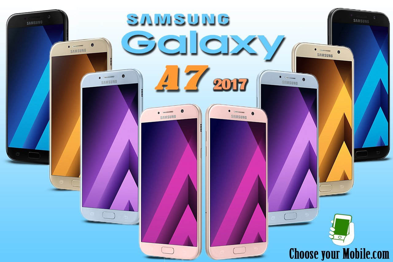 Samsung galaxy a7 2017, A720