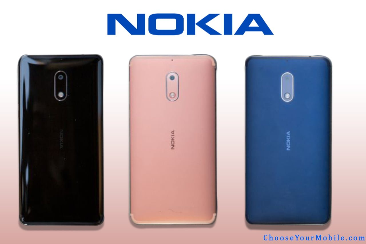NOKIA 6 ANDROID LATEST MOBILE