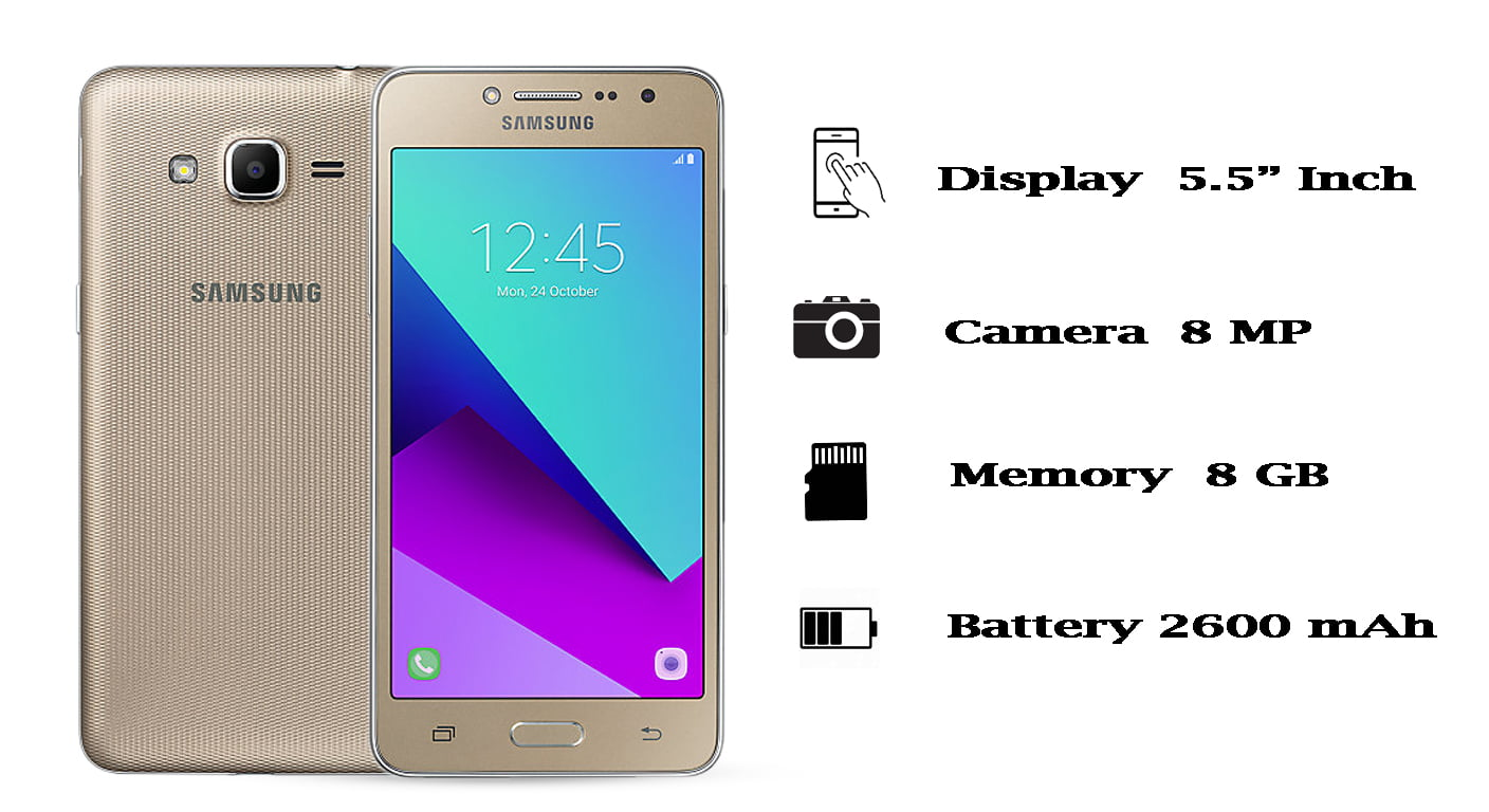 Samsung Galaxy Grand Prime Plus/J2 Prime(SM-G532