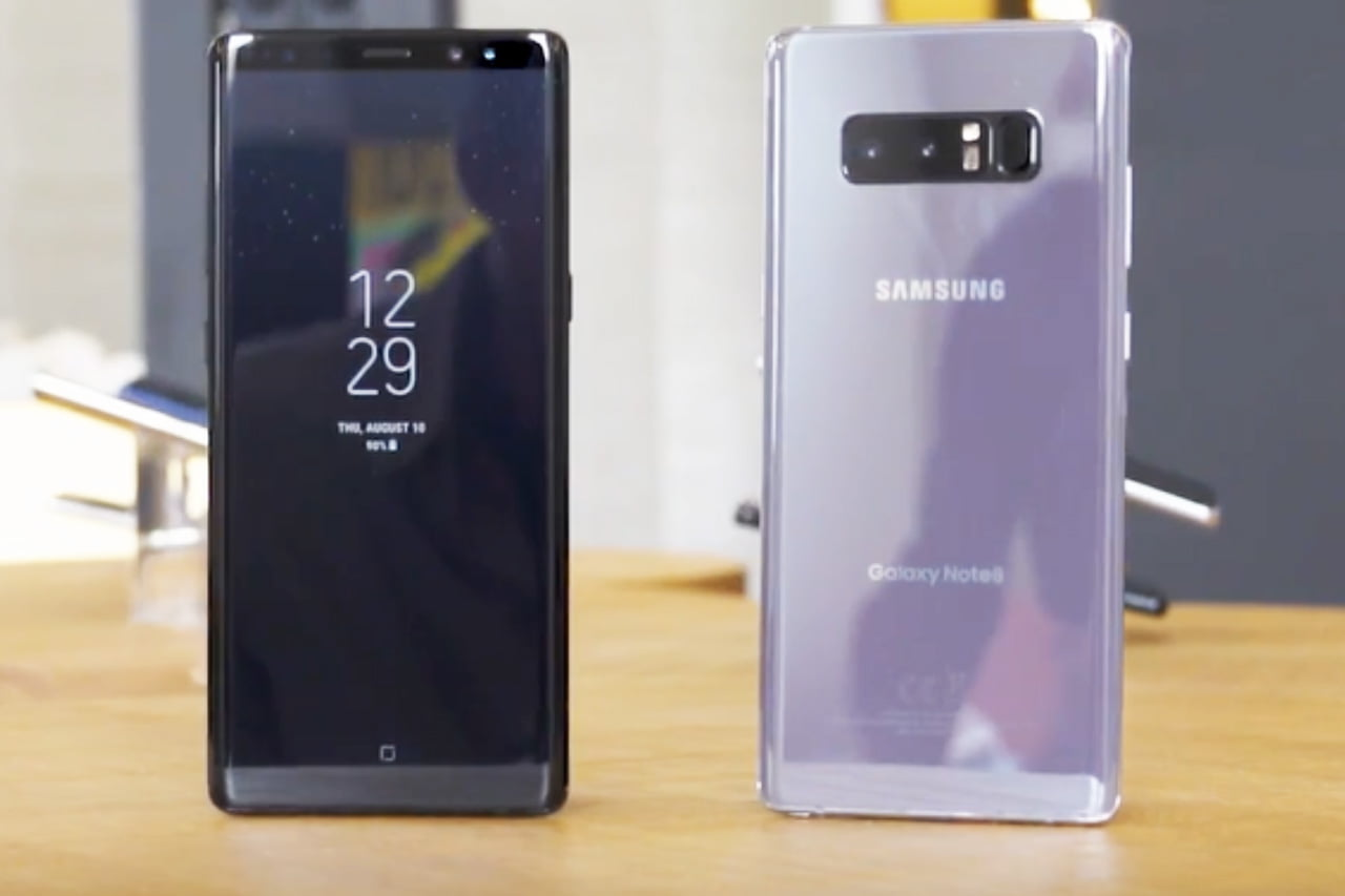 SAMSUNG GALAXY NOTE 8 IMAGES AND SPECIFICATIONS