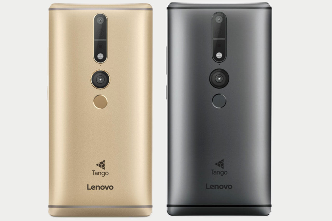 lenovo phab 2 pro specifications and images