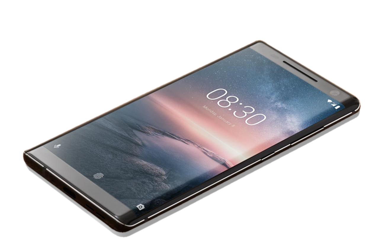 NOKIA 8 Sirocco images