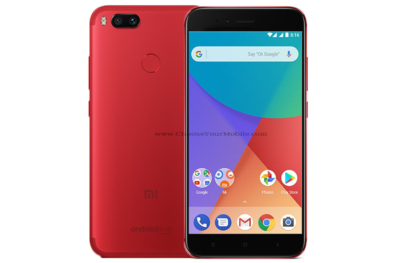 Xiaomi Mi A1 specifications and image