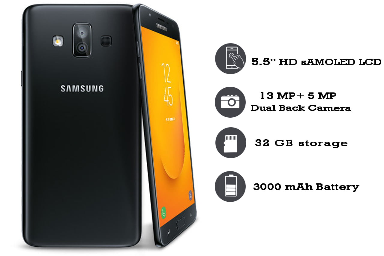 samsung galaxy j7 duo specifications