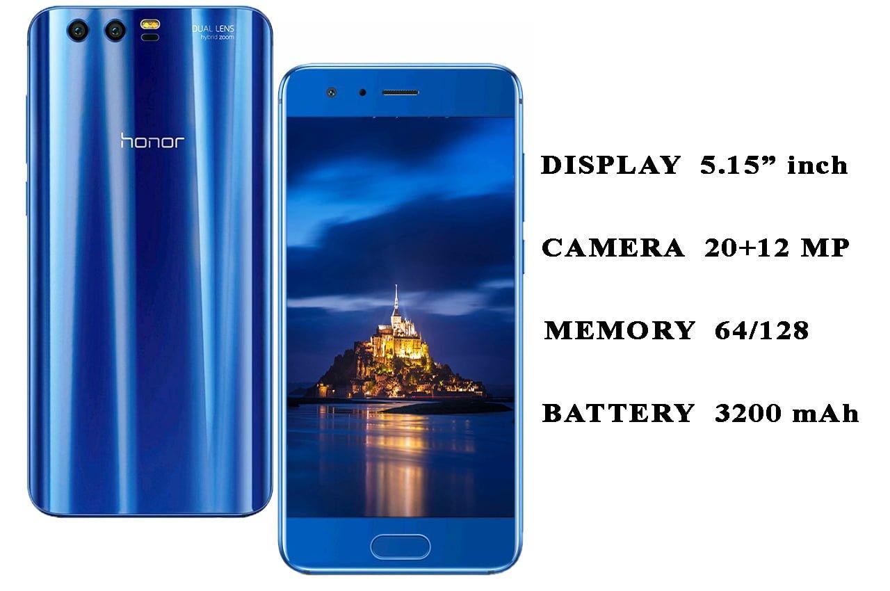 Huawei Honor 9 (STF-L09)