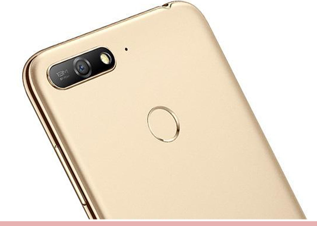 Huawei y6 prime 2018 (ATU-L31) specifications and image