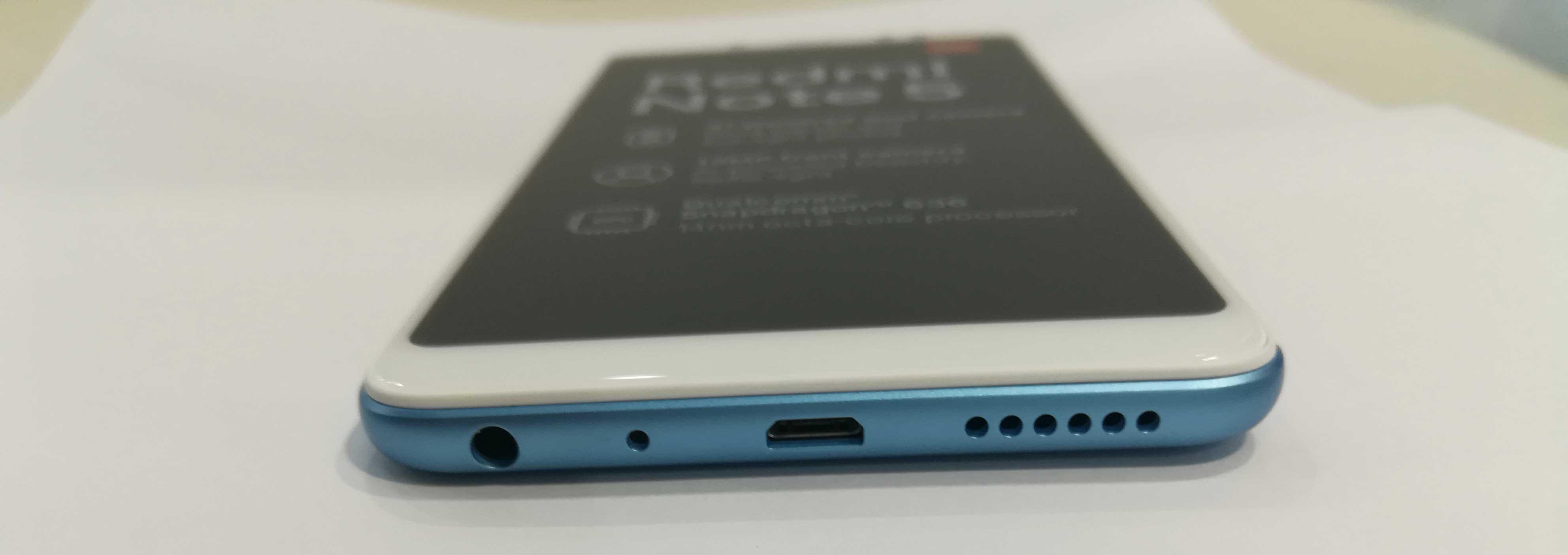 MI Redmi Note 5 images
