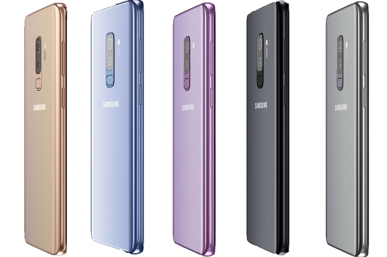 Samsung Galaxy S9 Plus ,SM-G965