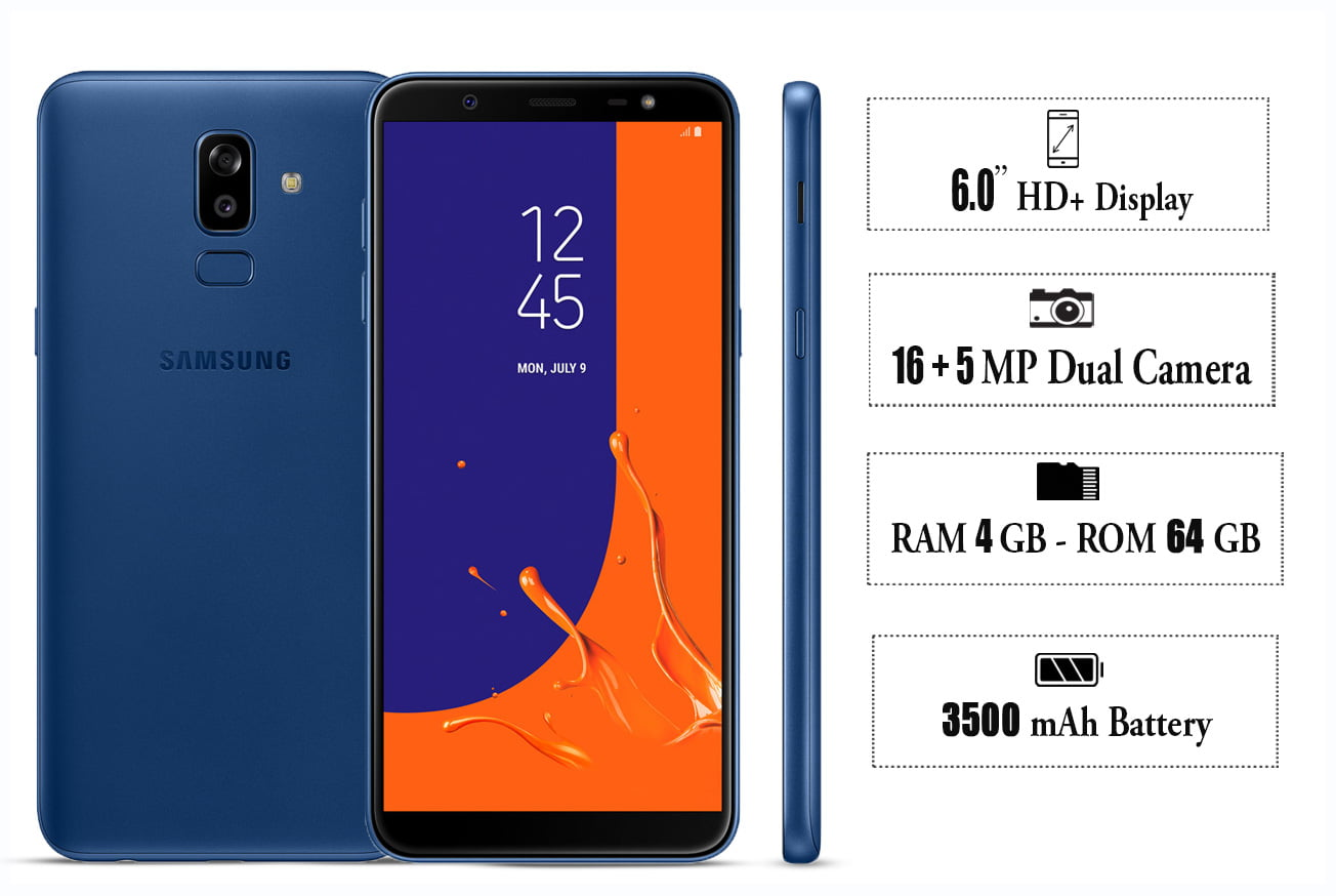 Samsung Galaxy J8 ,SM-J810
