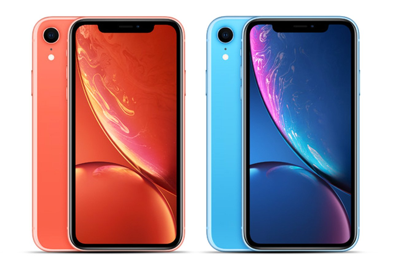 Apple IPhone XR (A1984) images
