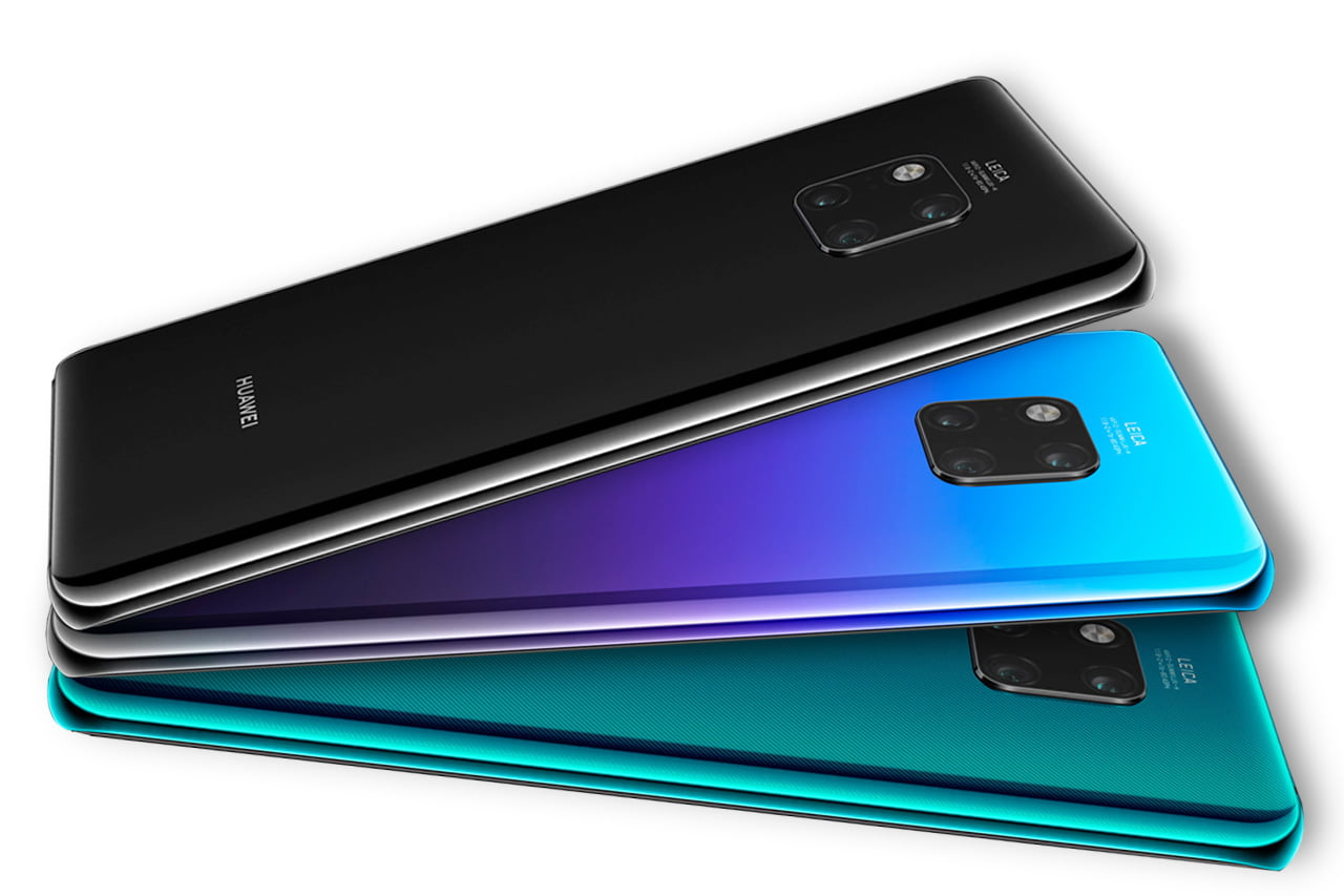 Huawei Mate 20 Pro(LYA-L29) specifications , images and price