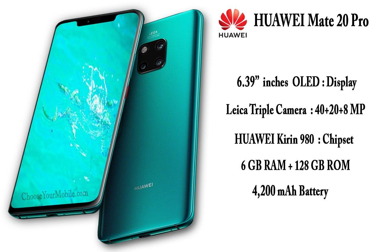 Huawei Mate 20 Pro,LYA-L29,mate 20 pro, huawei , mate 20 pro price, mate 20 pro india, mate 20 pro oman