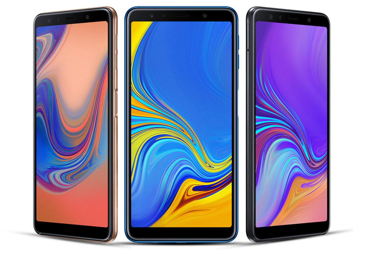 Samsung Galaxy A7 2018 (SM-A750F) specifications , images and price