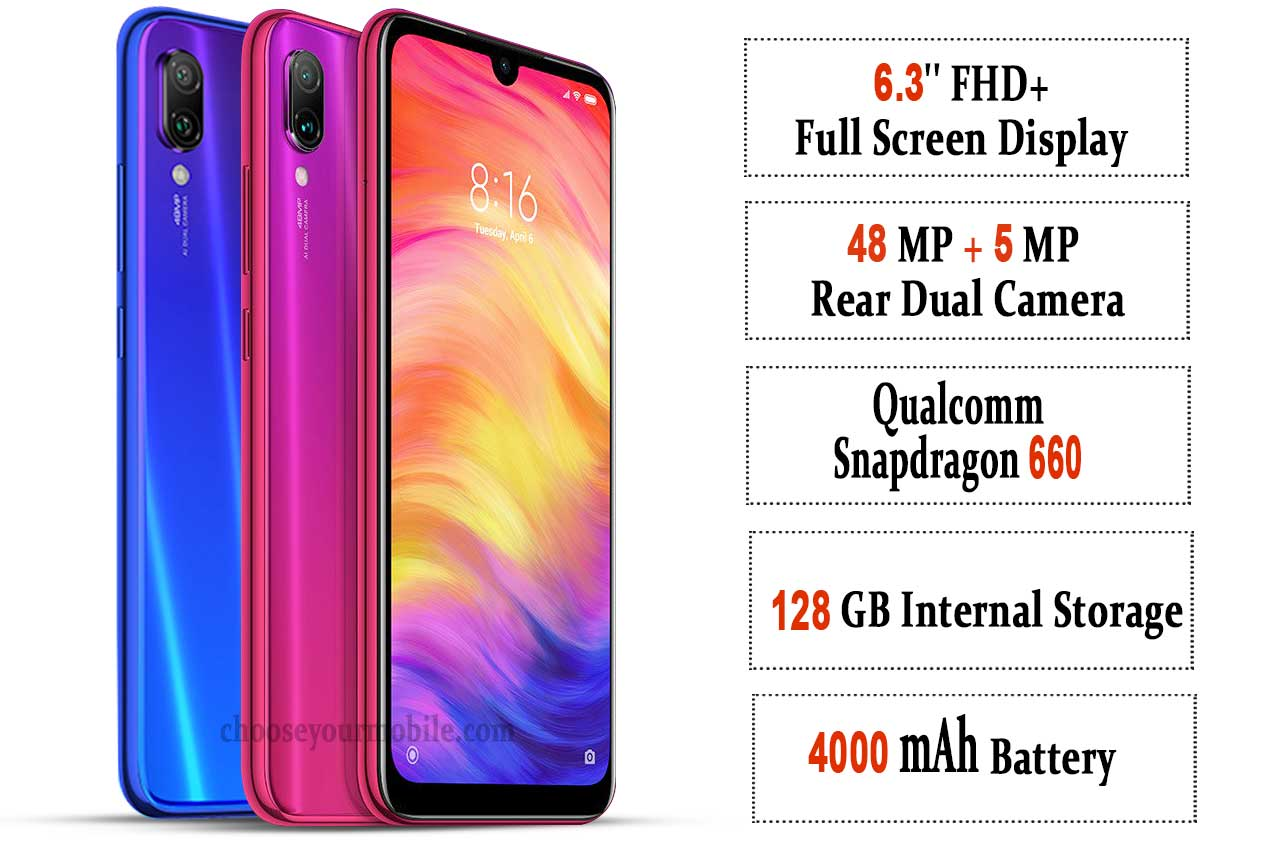 Mi Redmi Note 7