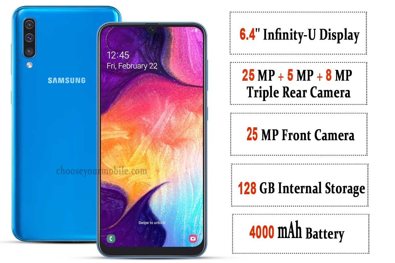 Samsung Galaxy A50 (SM-A505F)