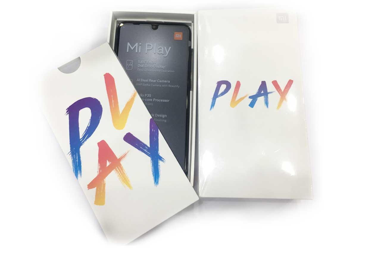 Xiaomi Mi Play (M1901F9E)