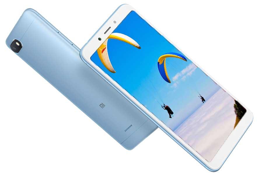 Xiaomi Mi Redmi 6A (M1804C3CG)