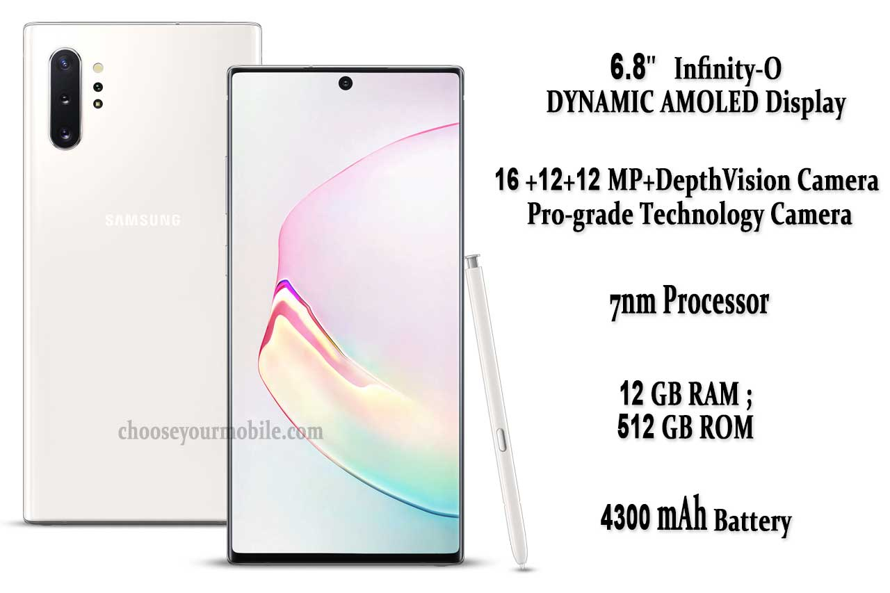 Samsung Galaxy Note 10 Plus (SM-N975F)