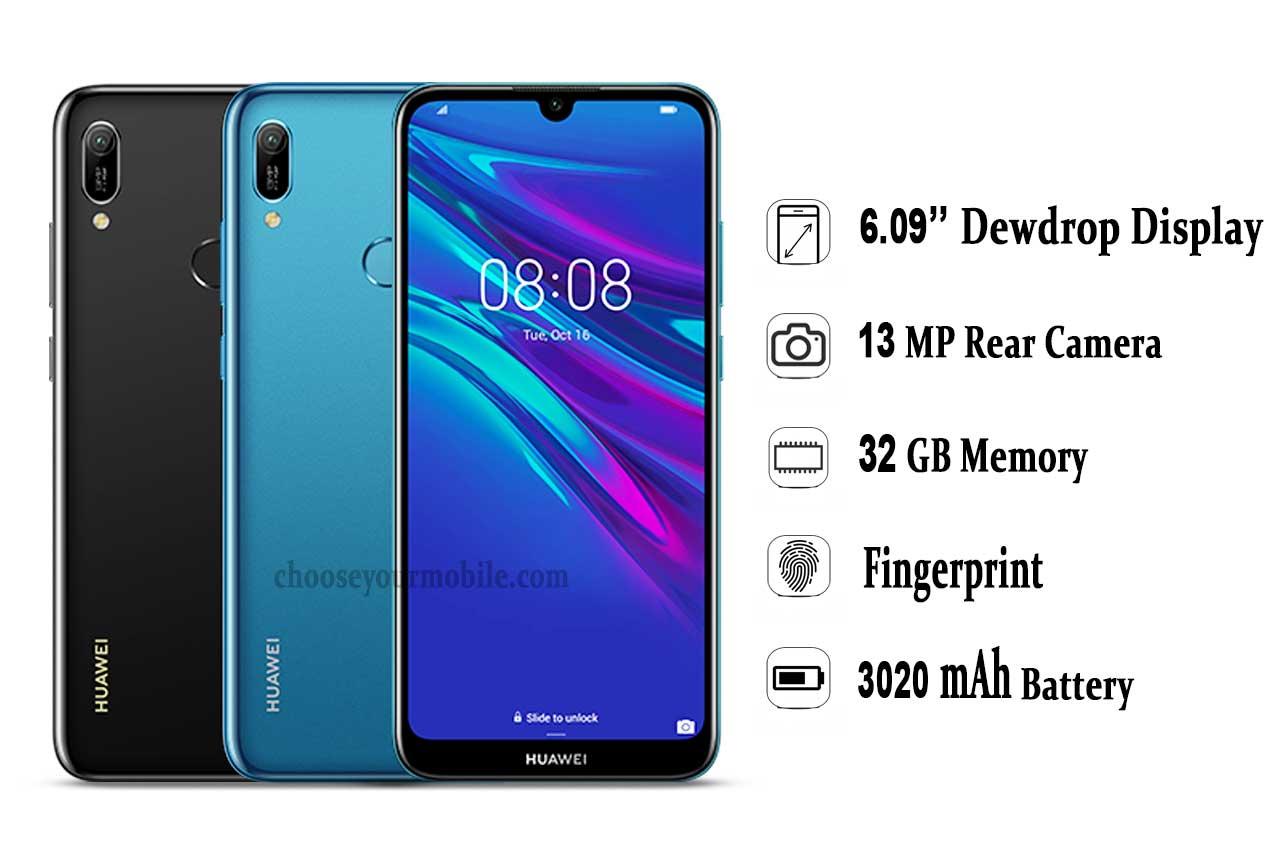 Huawei Y6 Prime 2019 (MRD-LX1F)