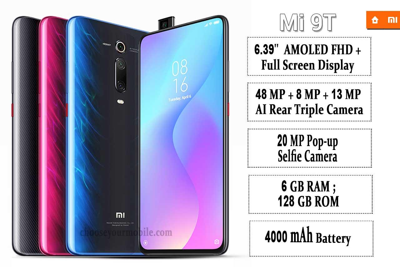 Xiaomi mi 9t ( M1903F10G )