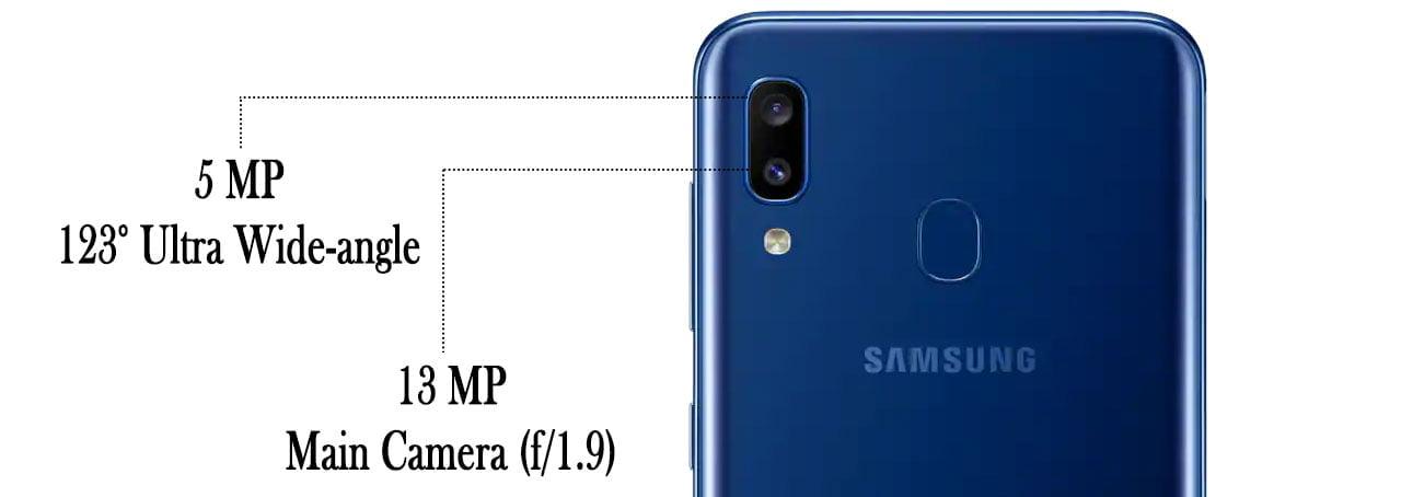 Samsung Galaxy A20 (SM-A205F)
