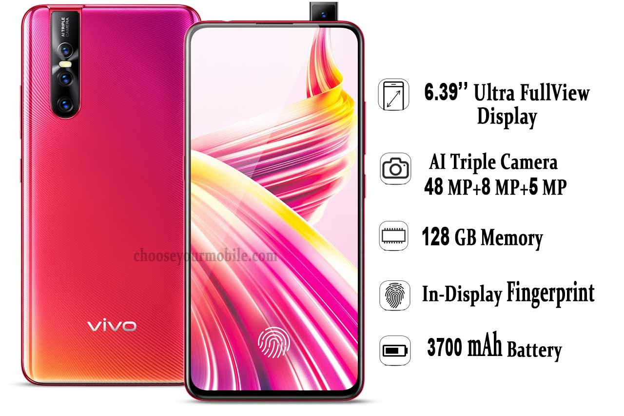 Vivo V15 Pro_Specifications