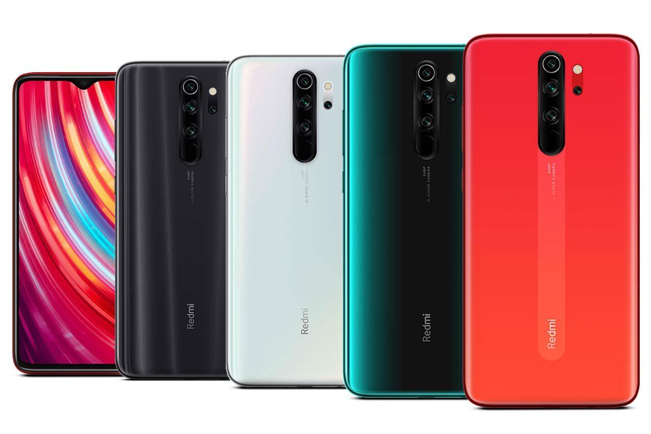 Mi Redmi Note 8 Pro Colors