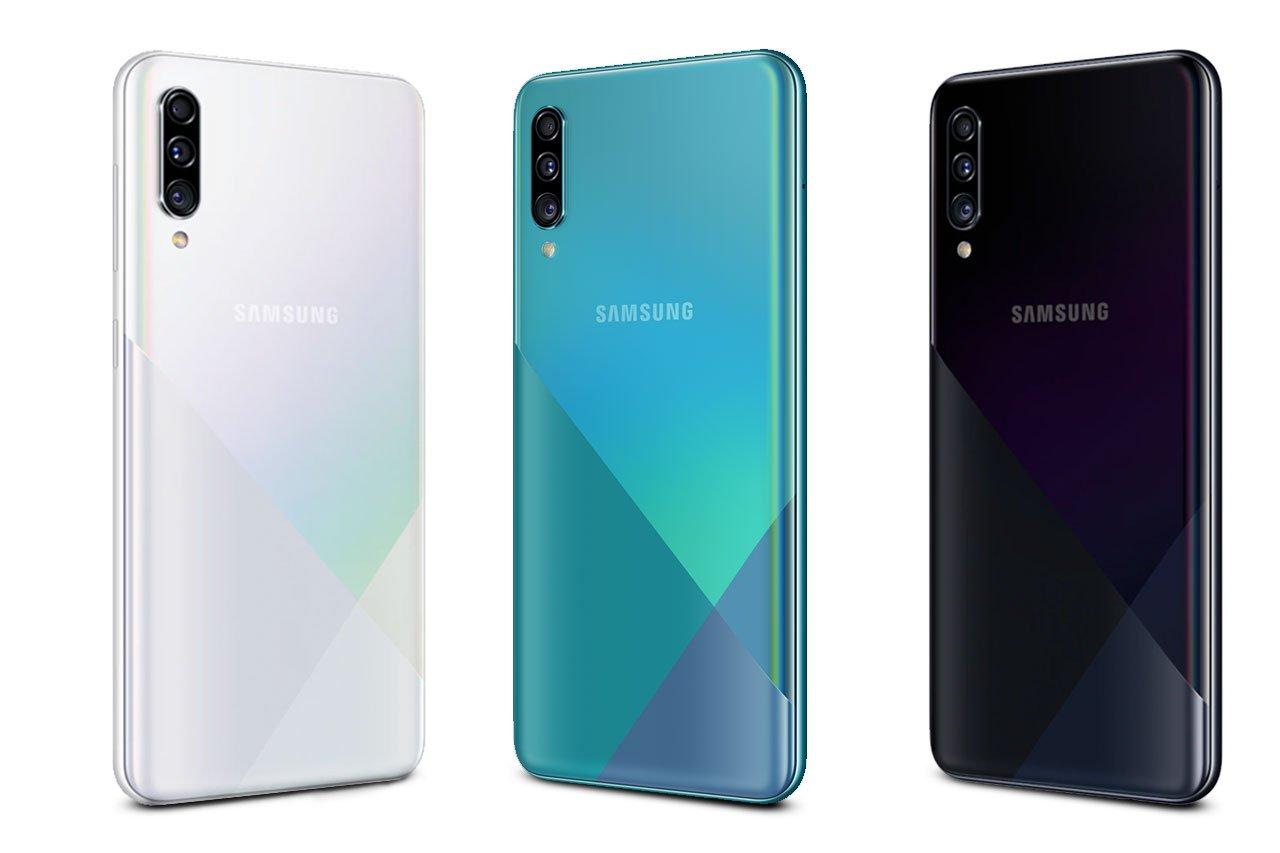 Samsung Galaxy A30s Smartphone