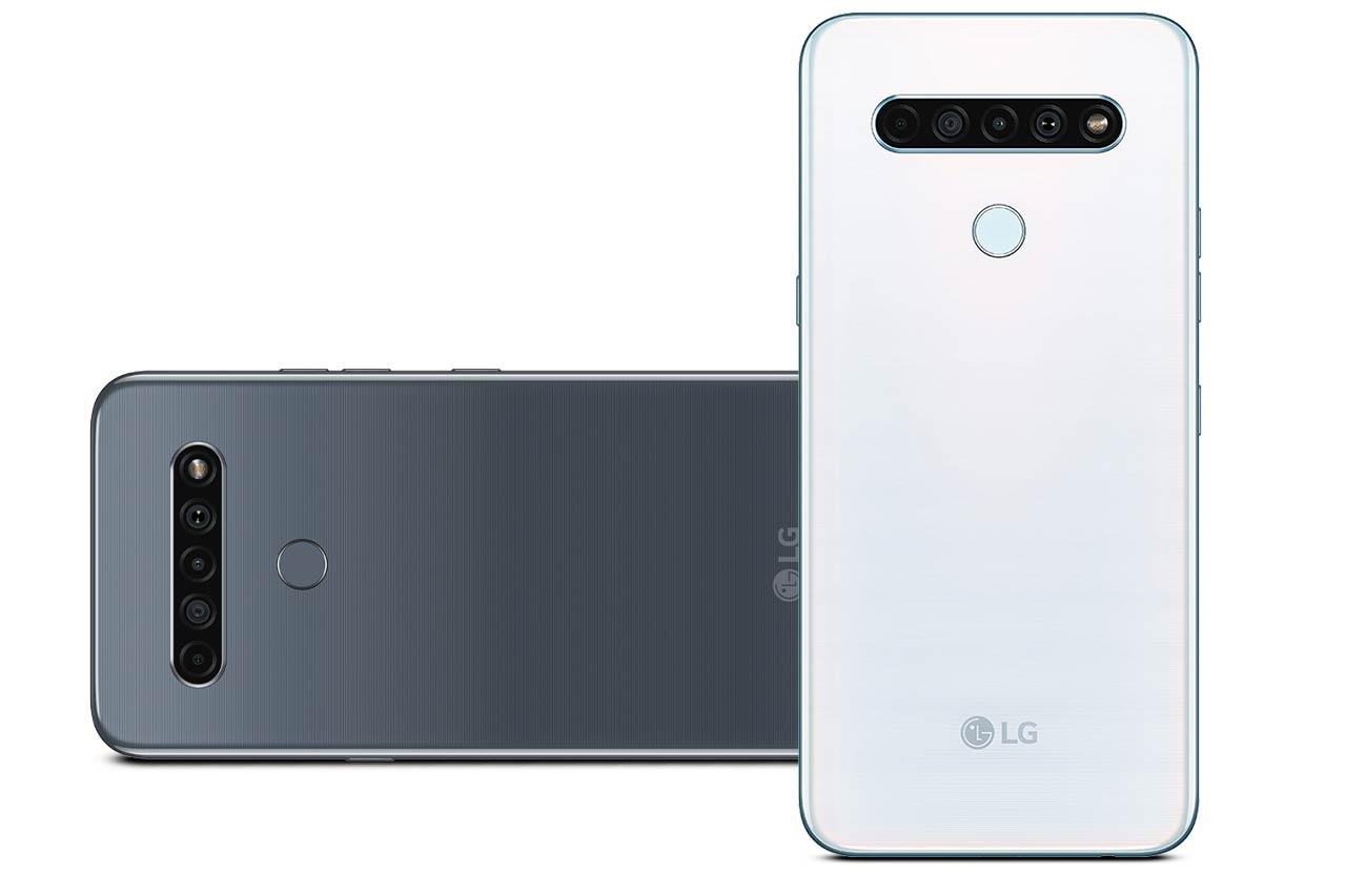 LG K61 (LMQ630EAW)