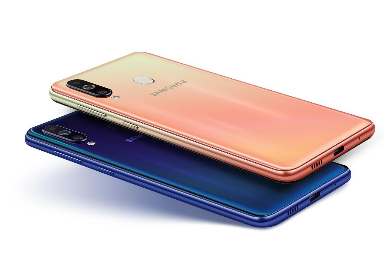 Samsung Galaxy A60 (SM-A6060)