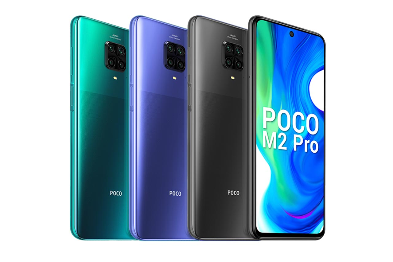 Mi POCO M2 Pro - Specifications - Choose Your Mobile
