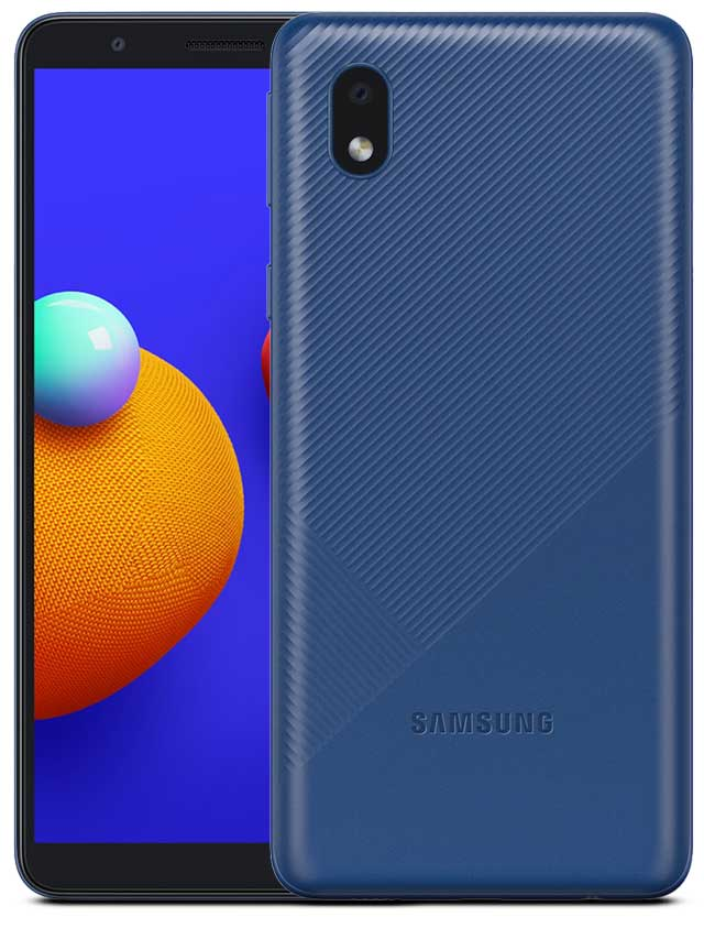 Samsung Galaxy M01 Core SM-M013F Blue