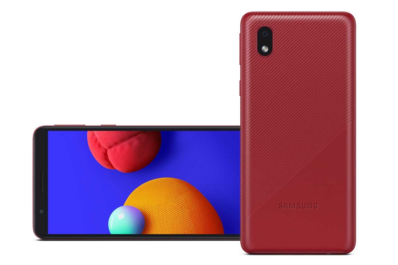 Samsung Galaxy M01 Core SM-M013F Red