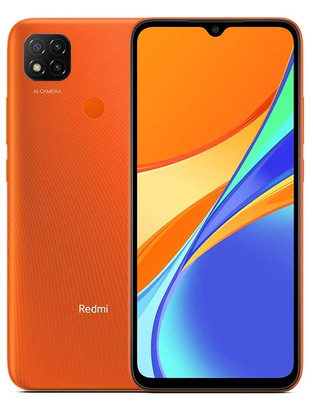 Mi Redmi 9C Orange
