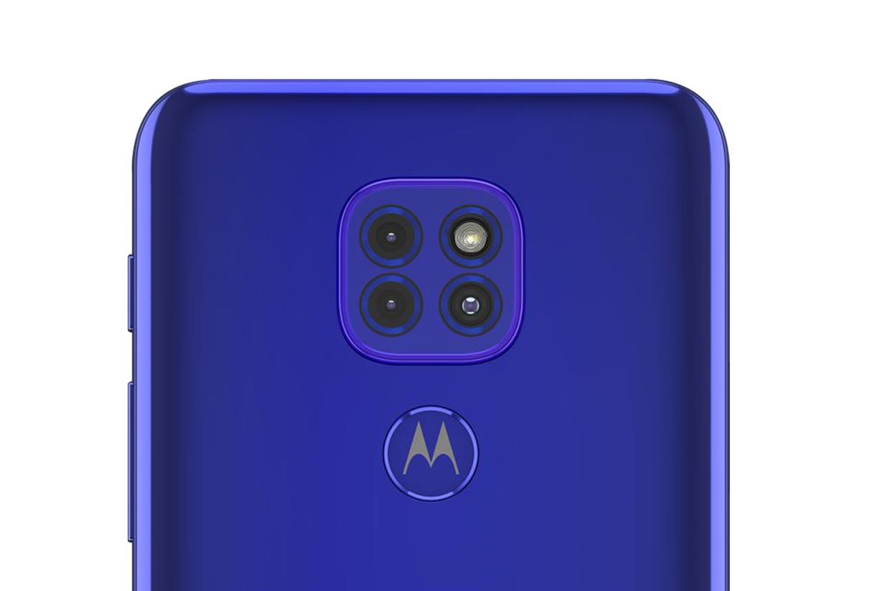 Motorola Moto G9 Blue