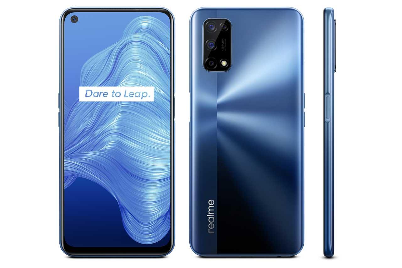 Realme V5 5G Blue