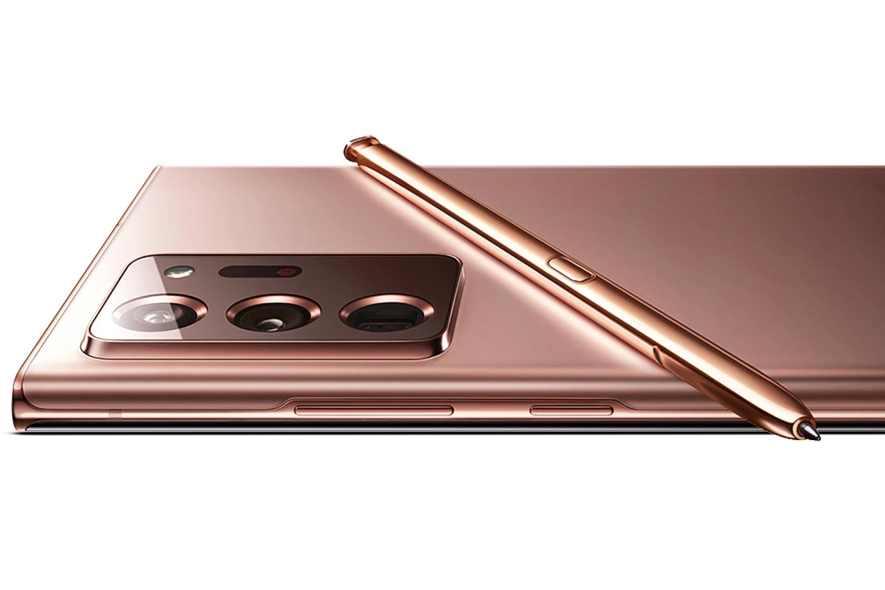 Samsung Galaxy Note 20 Ultra 5G  Camera
