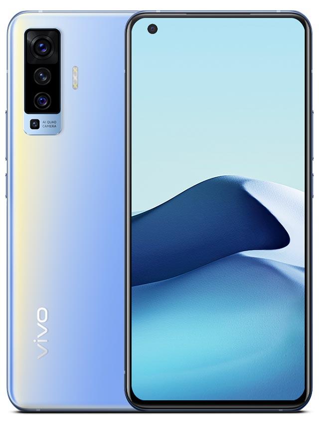 Vivo X50 Blue