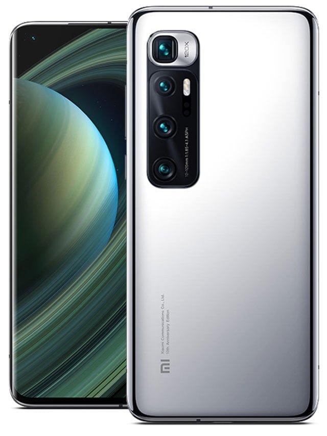 Xiaomi Mi 10 Ultra Silver
