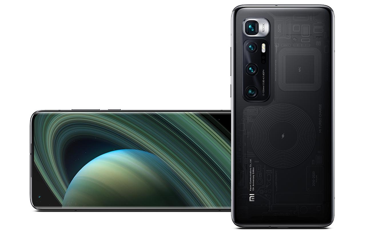Xiaomi Mi 10 Ultra Transparent