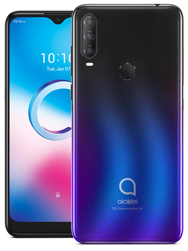 Alcatel 3L 2020 Blue