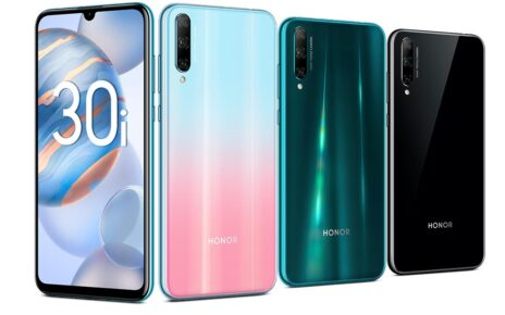 Honor 30i All Colors Image
