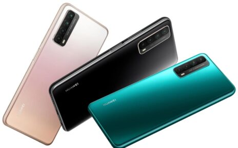 Huawei P smart 2021 Colors