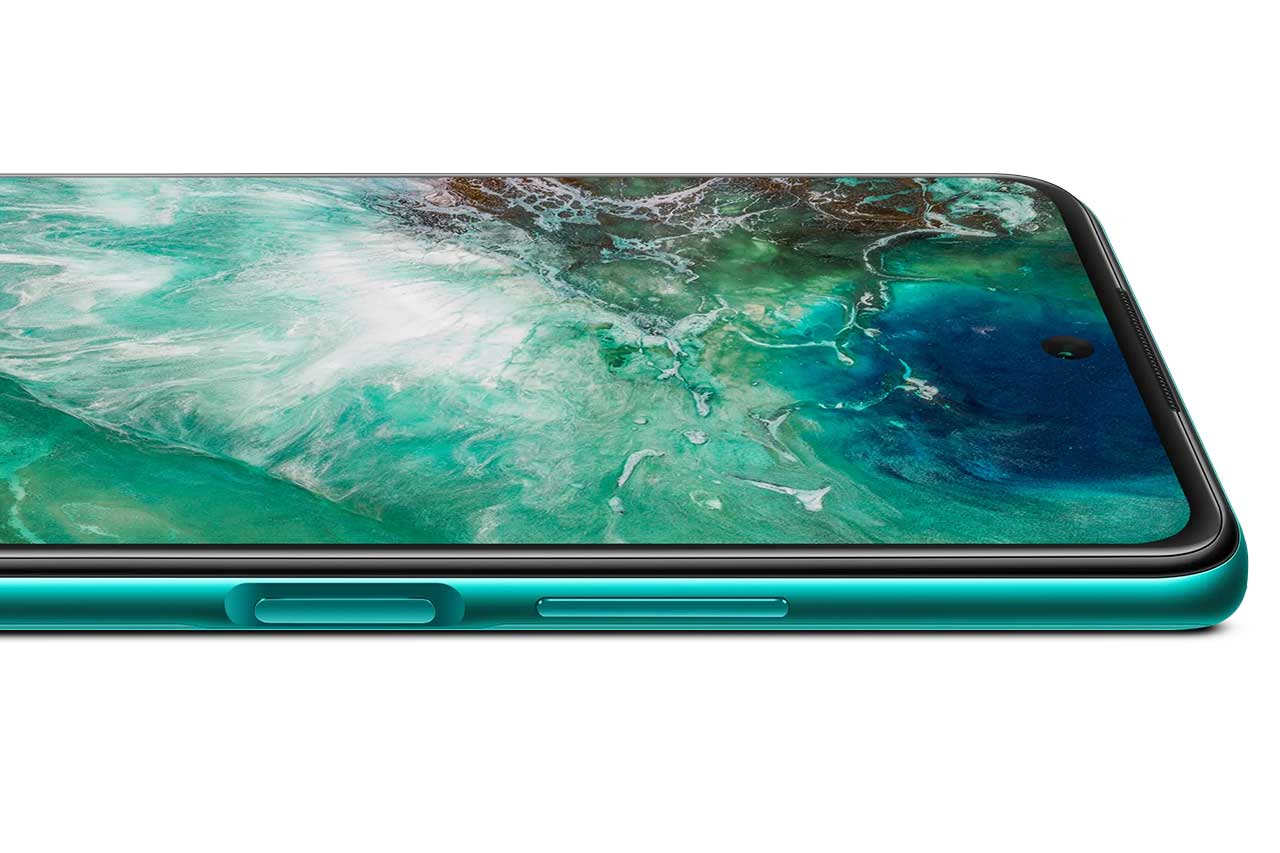 Huawei P smart 2021 Display