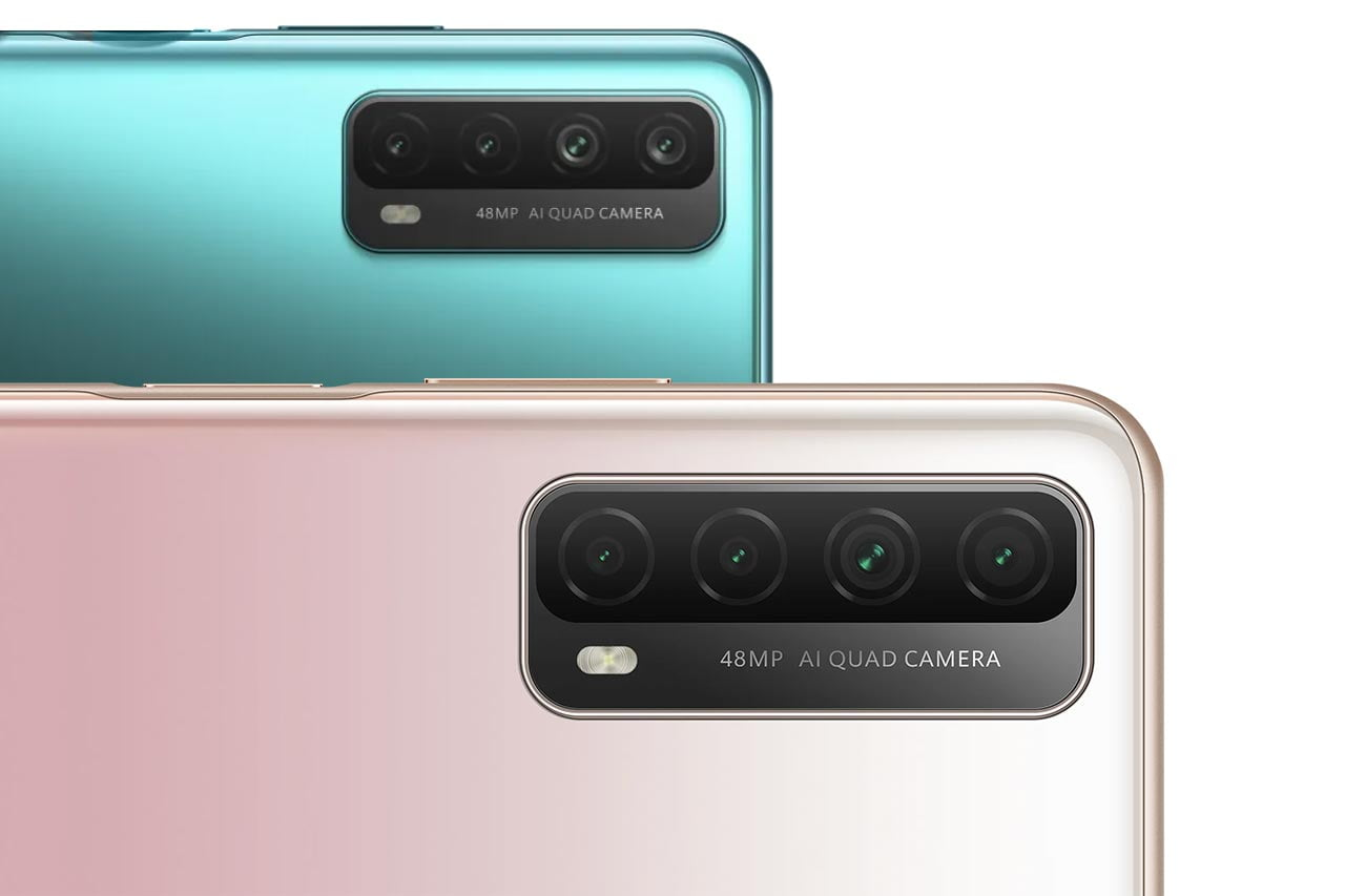 Huawei P smart 2021 Camera