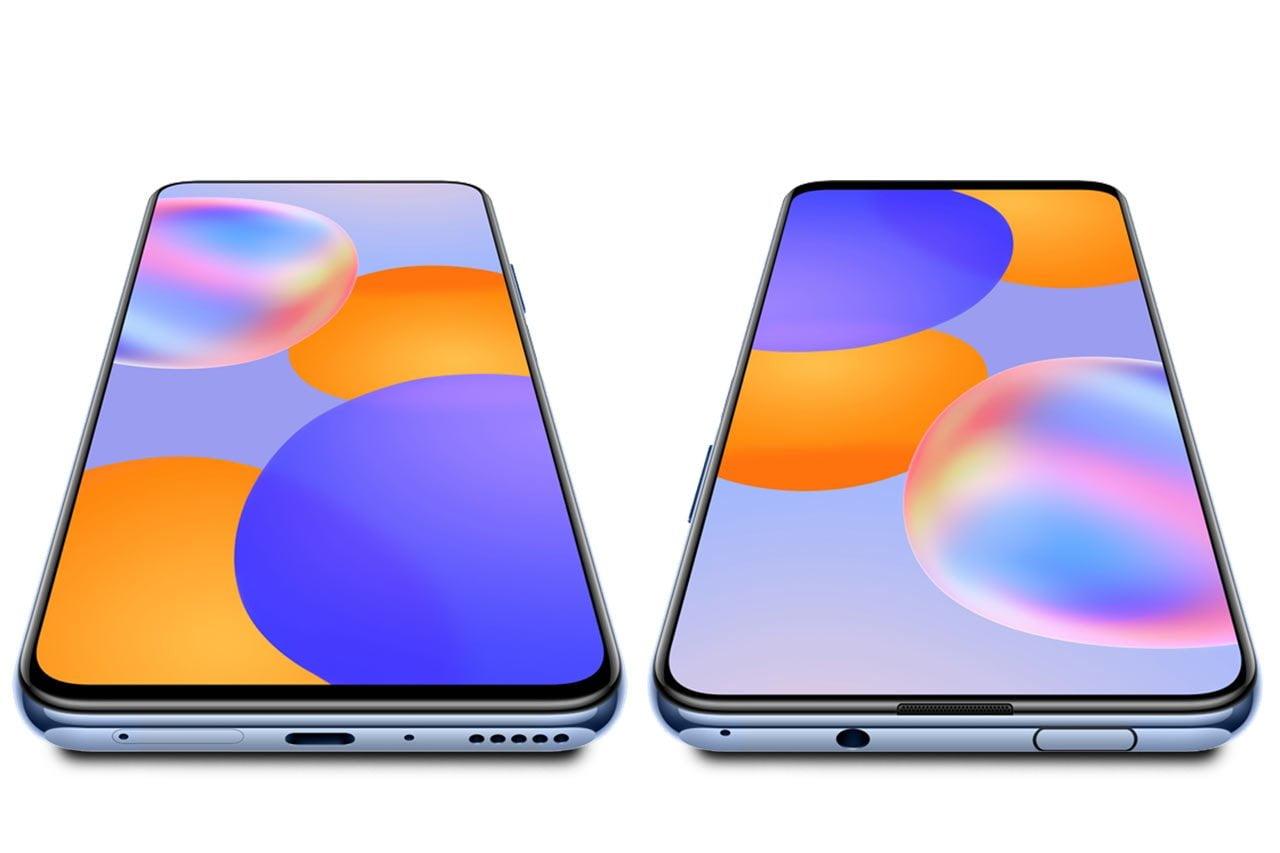 Huawei Y9a Side