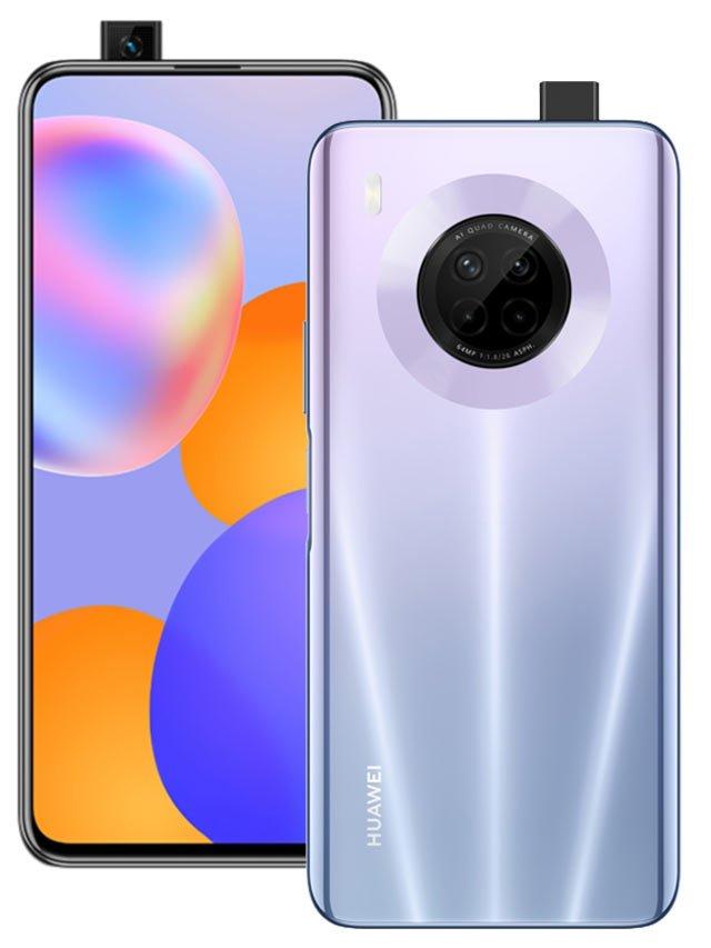 Huawei Y9a Silver Blue
