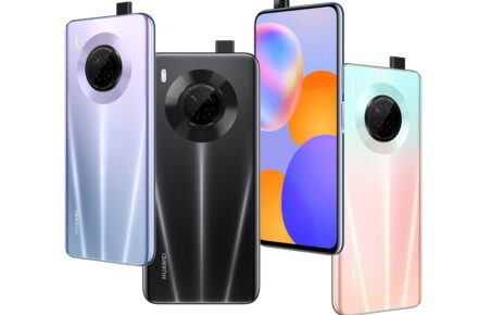 Huawei Y9a All Colors