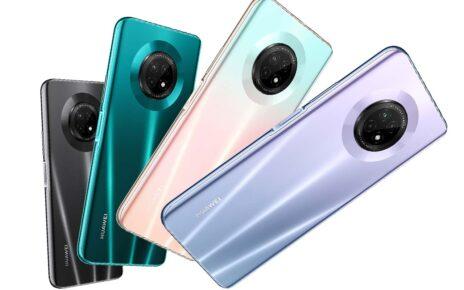 Huawei Enjoy 20 Plus 5G Colors