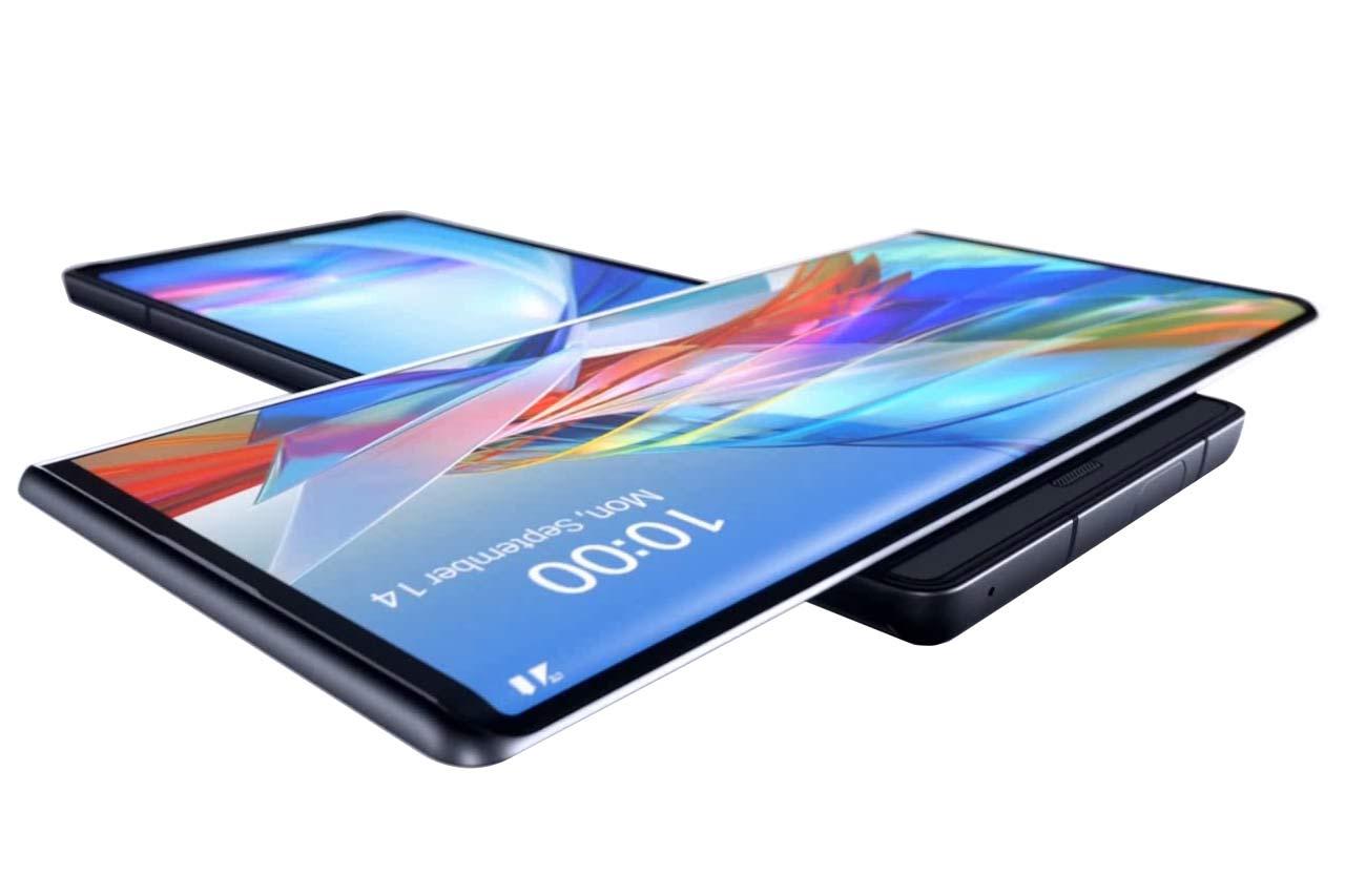 LG Wing 5G Display